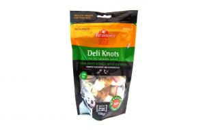 CHEW KNOTS WITH CHICKEN RED