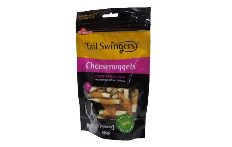 CHEESENUGGETS WITH CHICKEN