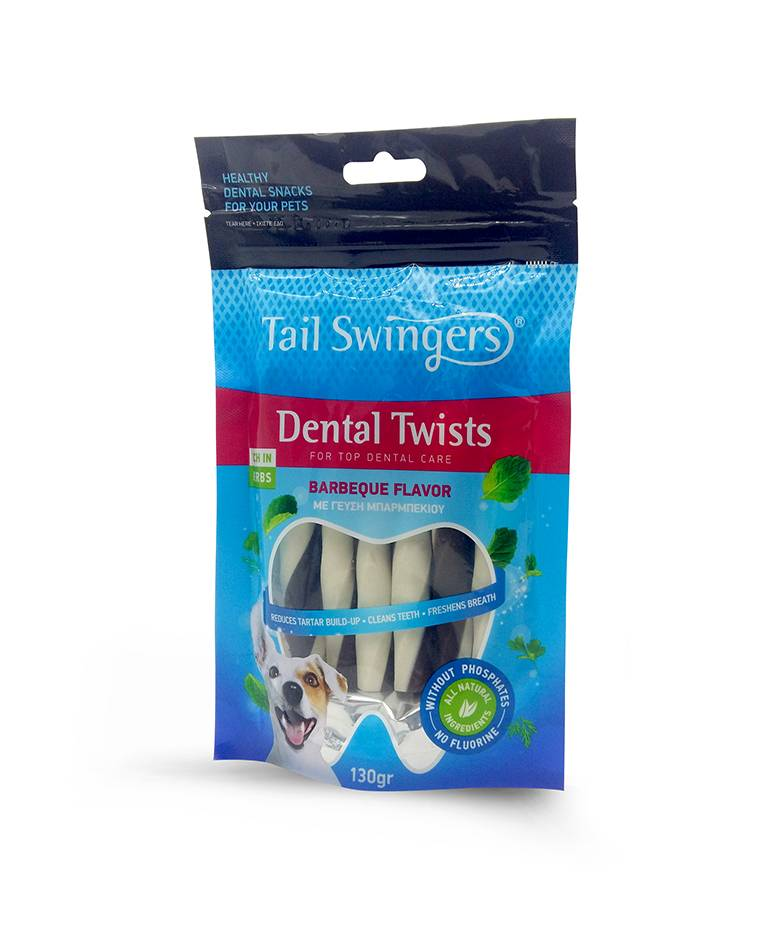 DENTAL TWISTERS BARBEQUE