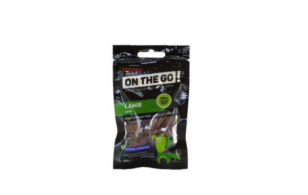 ON THE GO! LAMB FOR DOGS