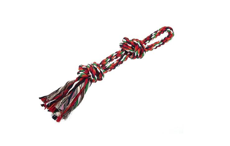 DOUBLE ROPE DOUBLE KNOTS 245gr