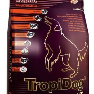 TROPIDOG Super Premium Adult Medium & Large Chicken & Salmon 3kg