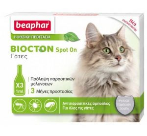 Beaphar Biocton Spot On Cat