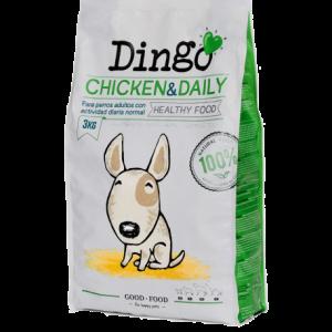 DINGO CHICKEN&DAILY 15kg