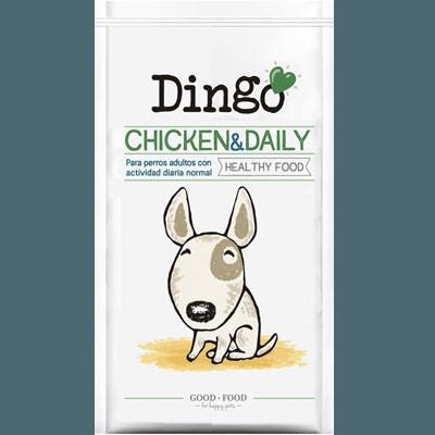 DINGO CHICKEN&DAILY 3kg