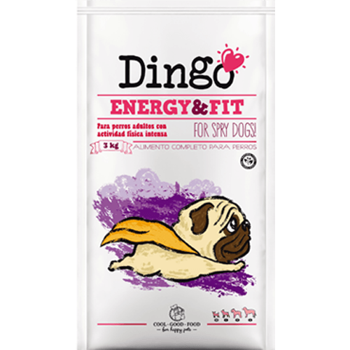 DINGO ENERGY & FIT 15Kg