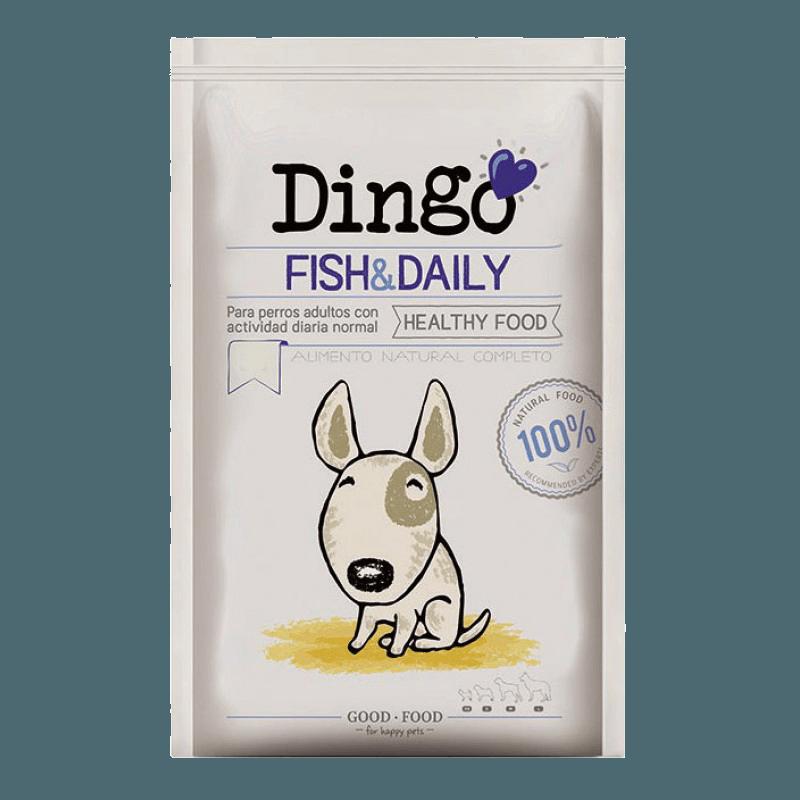 DINGO FISH & DAILY 3kg