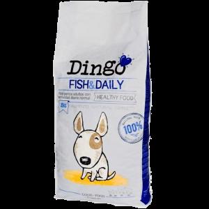 DINGO FISH & DAILY 15kg