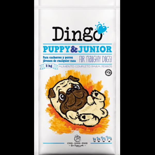DINGO PUPPY & JUNIOR 500 gr