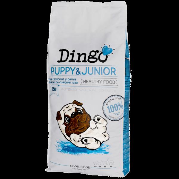 DINGO PUPPY & JUNIOR 15kg