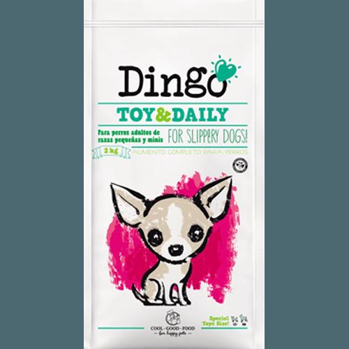DINGO TOY & DAILY 500gr