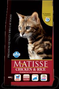 MATISSE CHICKEN & RICE 1.5kg