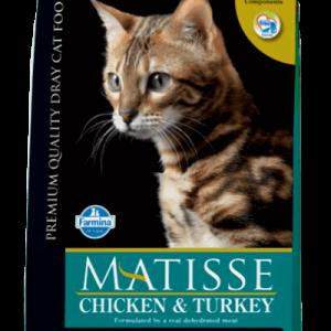 MATISSE CHICKEN & TURKEY 1.5kg