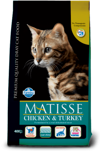 MATISSE CHICKEN & TURKEY 1.5kg