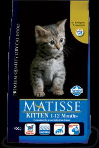 MATISSE KITTEN 1-12 MONTHS 400gr