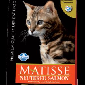 MATISSE NEUTERED SALMON 1,5kg