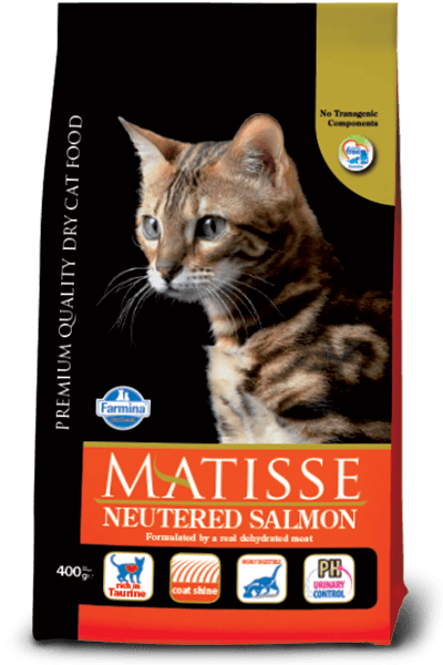 MATISSE NEUTERED SALMON 1,5kg