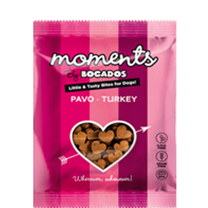 MOMENTS BY BOCADOS TURKEY 60gr