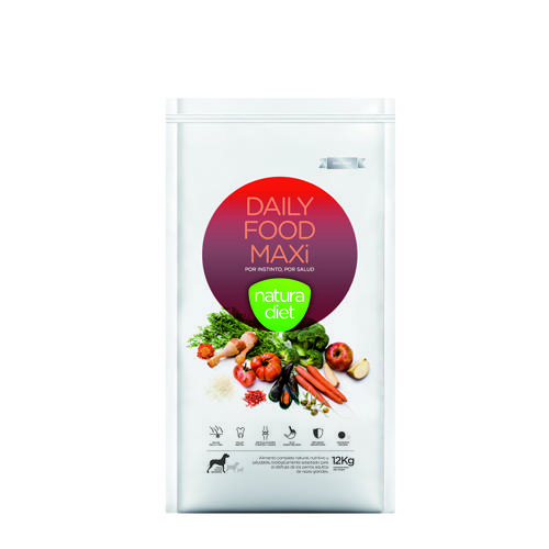 NATURA DIET DAILY MAXI 12Kg