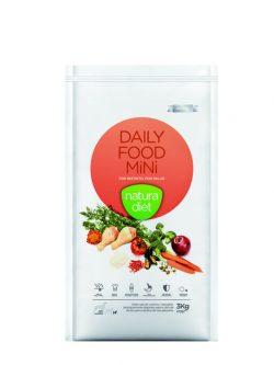 NATURA DIET DAILY FOOD MINI 3Kg