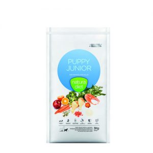 NATURA DIET PUPPY JUNIOR 500gr