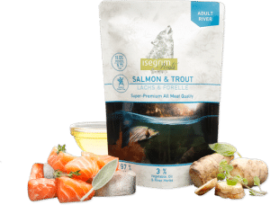 isegrim roots adult river salmon trout