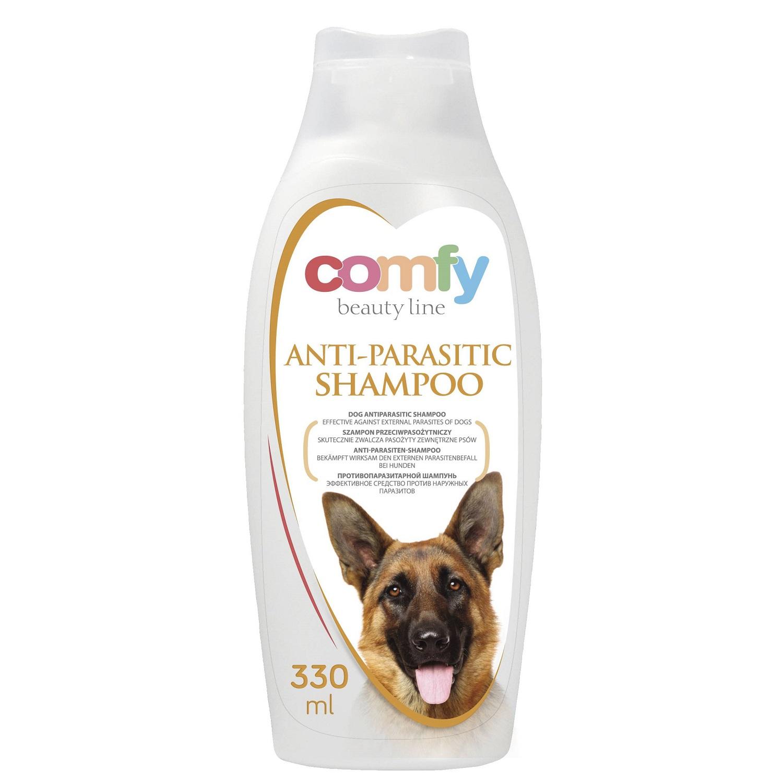 COMFY ANTI PARAS shampoo visual