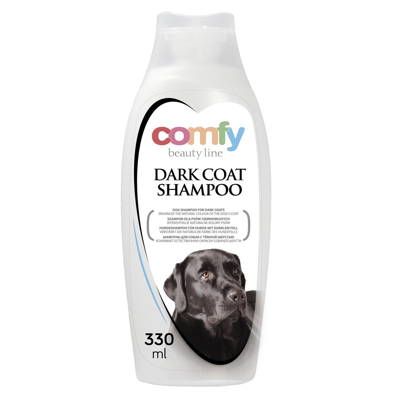 COMFY DARK DOG shampoo visual