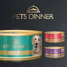 pets dinner dog4