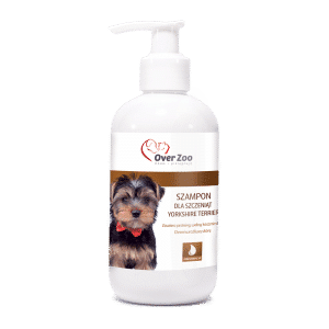 yorkshire puppy shampoo
