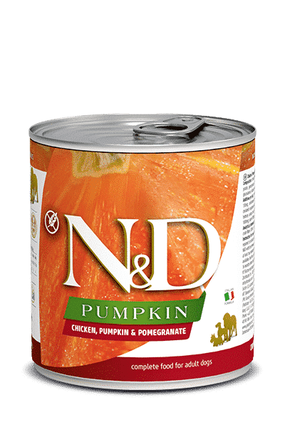 534 53 nd pumpkin canine 285g chicken