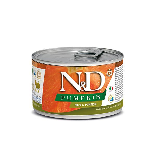 526 12 nd pumpkin canine 140g duck 1