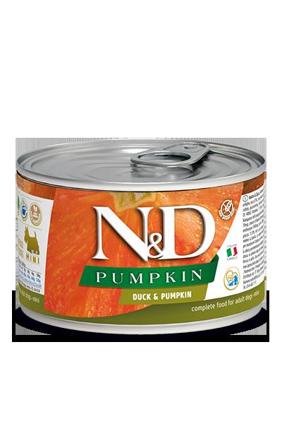 526 12 nd pumpkin canine 140g duck